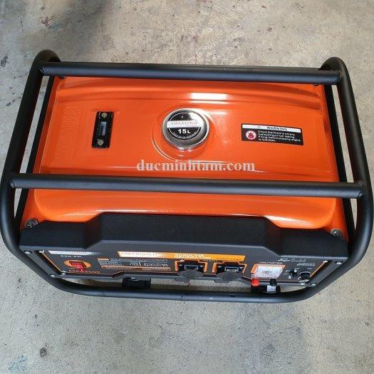Máy phát điện Amaxgold AMG 3500 lựa chọn hoàn hảo cho mọi gia đình.0