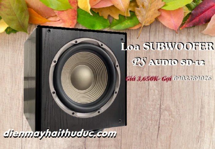 Loa Sub PS Audio SD-12 hàng nhập khẩu chính hãng bảo hành 12 tháng5
