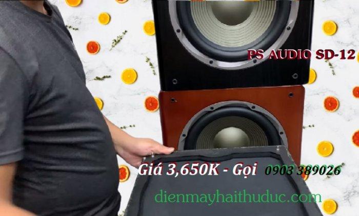 Loa Sub PS Audio SD-12 hàng nhập khẩu chính hãng bảo hành 12 tháng4