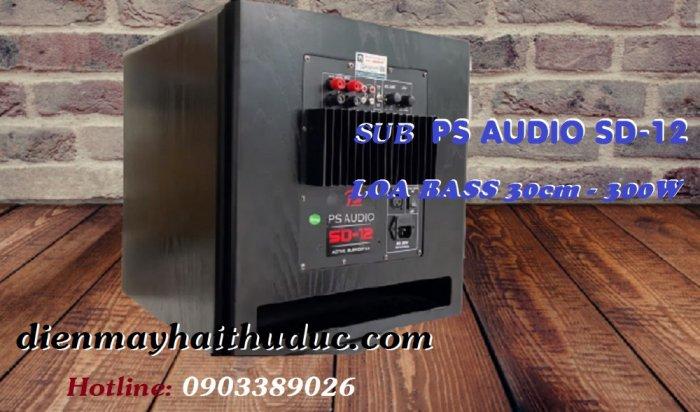 Loa Sub PS Audio SD-12 hàng nhập khẩu chính hãng bảo hành 12 tháng3