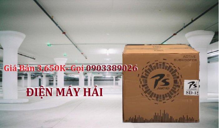 Loa Sub PS Audio SD-12 hàng nhập khẩu chính hãng bảo hành 12 tháng2