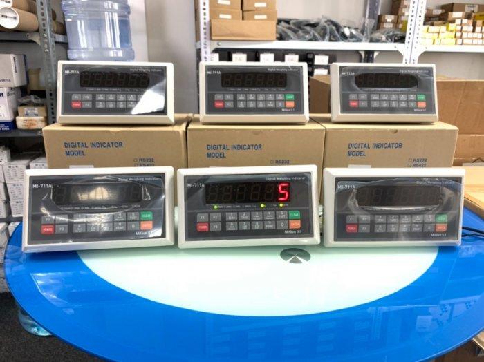 MI711A Đầu cân điện tử giá rẻ, sản xuất chính hãng Migun - Korea : 09153226920