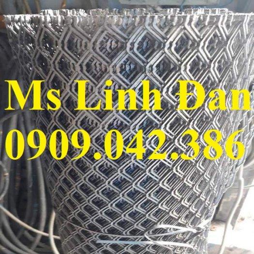 Lưới thép kéo giãn, lưới thép hình thoi dây 4 ly, lưới thép hình thoi 5 ly,3