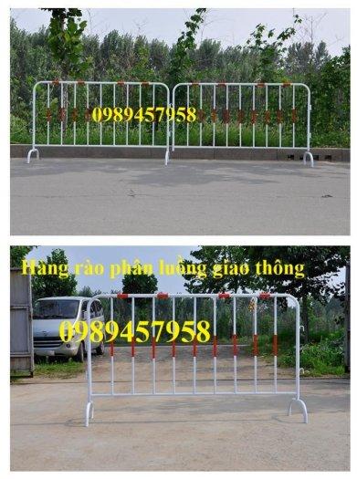 Barie 1mx2m, Hàng rào ngăn lối đi, hàng rào cách ly khu vực, hàng rào nhà xe2