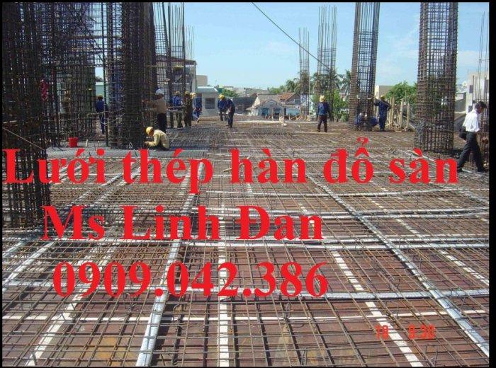 Lưới thép hàn, lưới hàn phi 4, lưới hàn phi 5, lưới hàn đổ sàn11