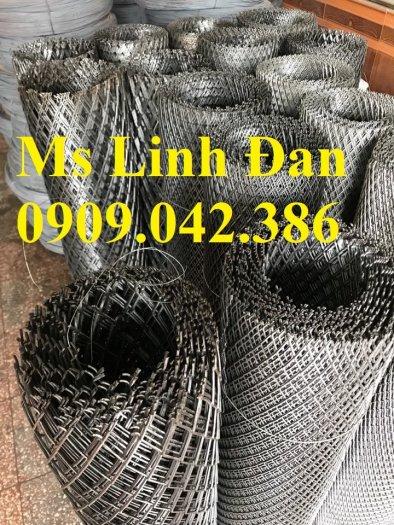 Lưới thép hình thoi có sẵn, lưới thép hình thoi dây 2,3,4 ly11