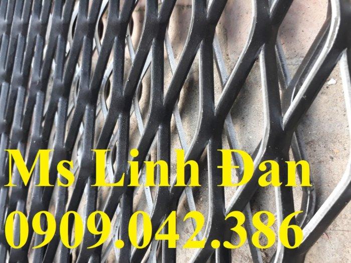 Lưới thép hình thoi có sẵn, lưới thép hình thoi dây 2,3,4 ly9