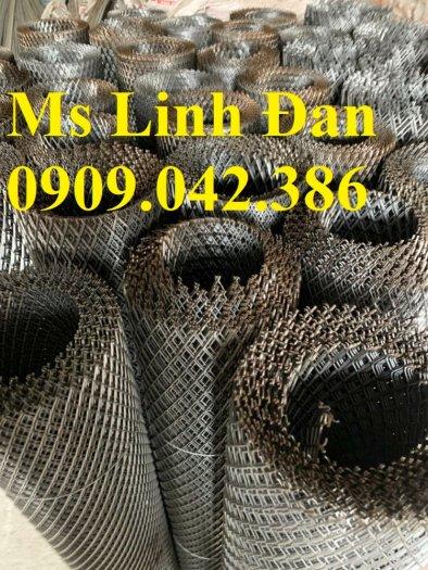 Lưới thép hình thoi có sẵn, lưới thép hình thoi dây 2,3,4 ly8