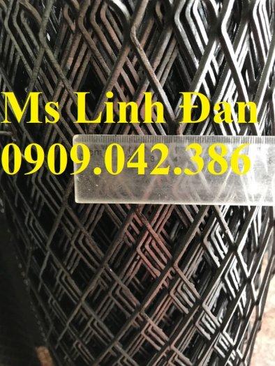 Lưới thép hình thoi có sẵn, lưới thép hình thoi dây 2,3,4 ly3