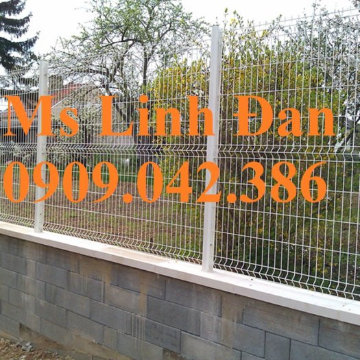Lưới thép hàng rào mạ kẽm7
