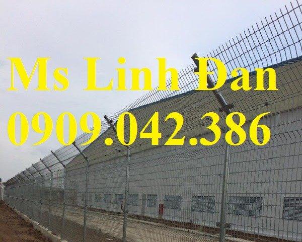 Lưới thép hàng rào mạ kẽm0