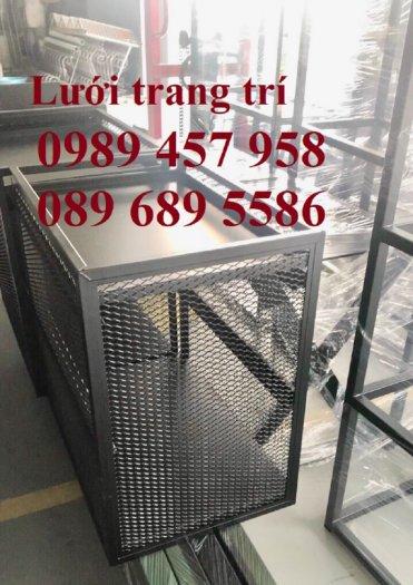 Chuyên sản xuất Lưới dập dãn, lưới hình thoi, lưới mắt cáo, xg43, xg44, xg21, xg191