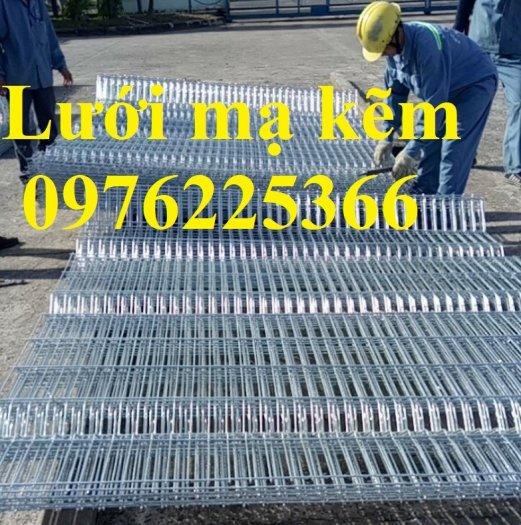 Chuyên sản xuất lưới hàng rào phi 4, phi 5, phi 6 theo yêu cầu12