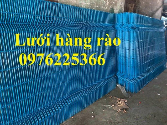 Chuyên sản xuất lưới hàng rào phi 4, phi 5, phi 6 theo yêu cầu10