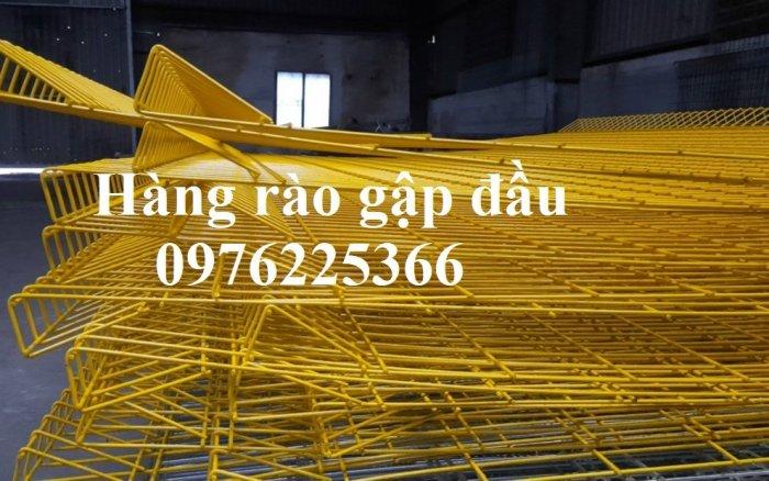 Chuyên sản xuất lưới hàng rào phi 4, phi 5, phi 6 theo yêu cầu9