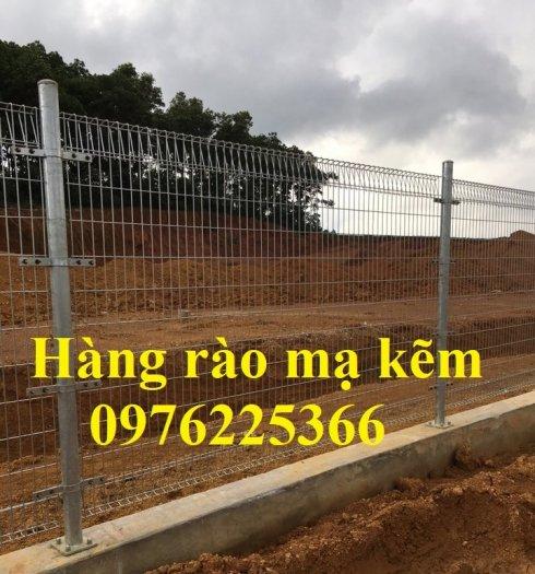 Chuyên sản xuất lưới hàng rào phi 4, phi 5, phi 6 theo yêu cầu2
