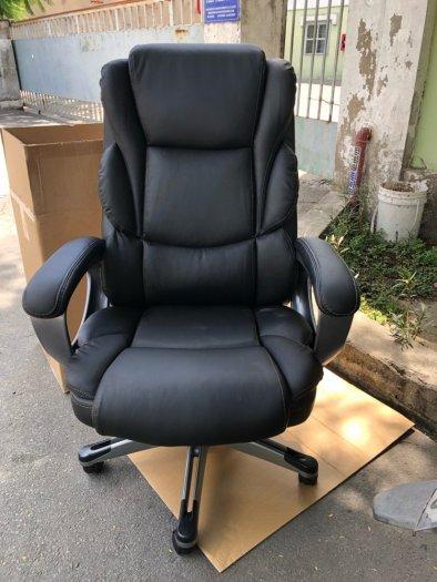 Ghế giám đốc, ghế văn phòng Boss chính hãng, tiêu chuẩn xuất khẩu4