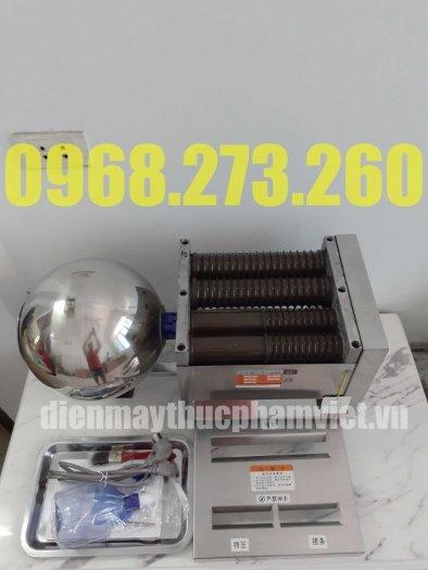 Máy vo viên hoàn mềm thuốc đông y ( viên 6mm)1