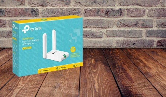 USB thu Wifi TP-Link TL-WN822N tốc dộ chuẩn 300Mbps1