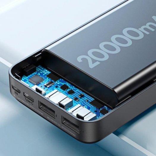 Pin Dự Phòng 20000mah Remax RPP-166 sạc nhanh 2.1 loại tốt1
