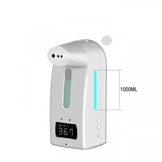 Máy đo thân nhiệt và rửa tay sát khuẩn K10 Pro2