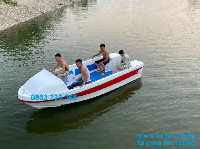 Cano chở được 10 người, cứu hộ, vận tải hàng hoá đến 1200kg0