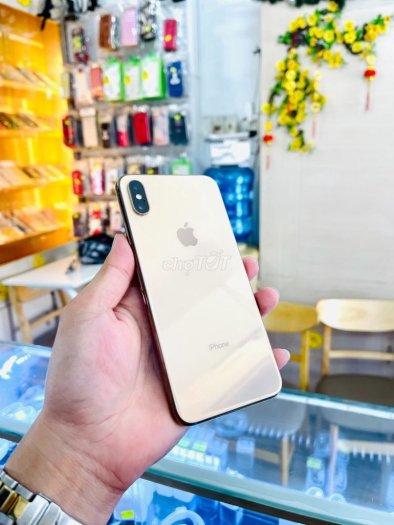 IPhone XS Max 256gb Gold 99% Zin 100%3