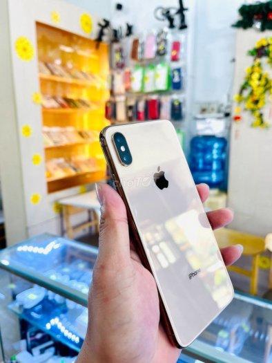 IPhone XS Max 256gb Gold 99% Zin 100%1