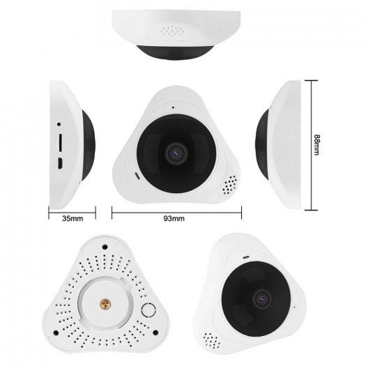 Camera Ốp Trần Mini 360 Độ VR360-A1
