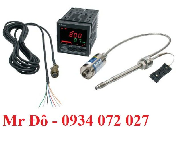 Dynisco cảm biến áp suất và cảm biến nhiệt độ8