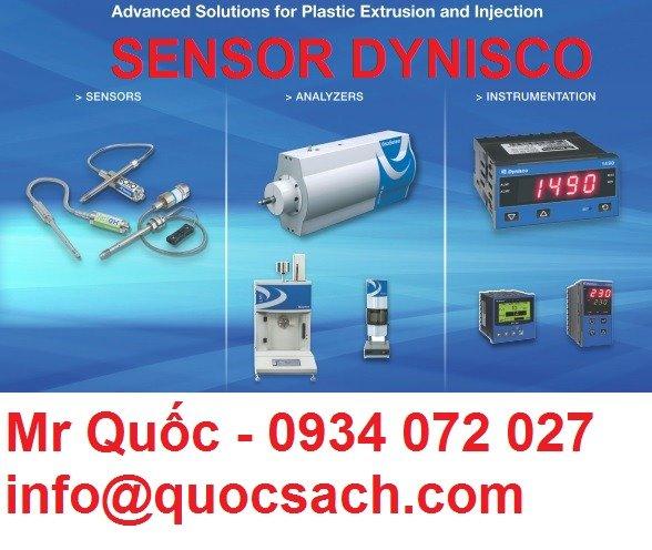 Dynisco cảm biến áp suất và cảm biến nhiệt độ4