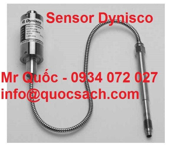 Dynisco cảm biến áp suất và cảm biến nhiệt độ3