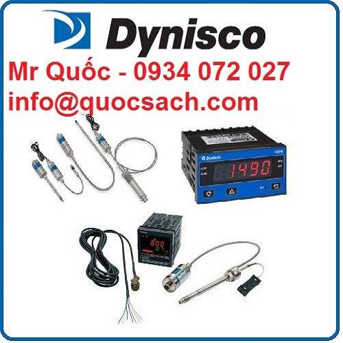 Dynisco cảm biến áp suất và cảm biến nhiệt độ2