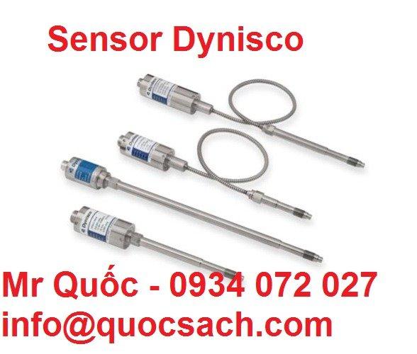 Dynisco cảm biến áp suất và cảm biến nhiệt độ0