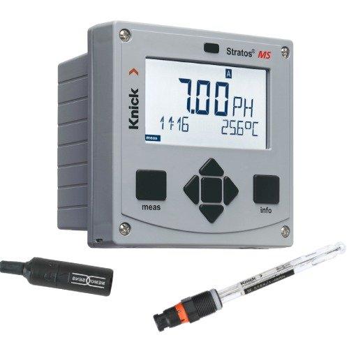 Nhà phân phối đầu dò Knick và máy đo độ PH Knick3