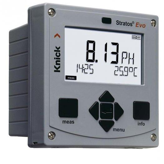 Nhà phân phối đầu dò Knick và máy đo độ PH Knick0