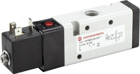 Norgren solenoid   Van điện từ chính hãng Norgren3
