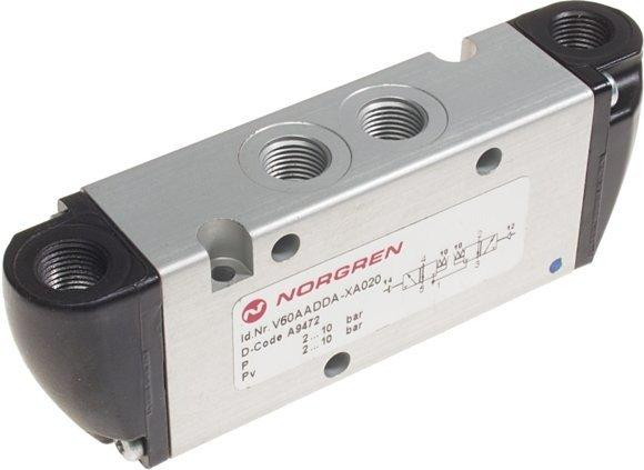 Norgren solenoid   Van điện từ chính hãng Norgren0