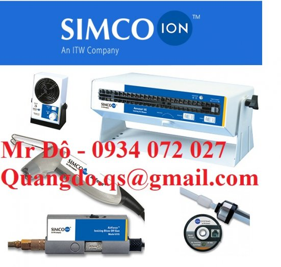 Simco-Ion thiết bị khử tĩnh điện hàng đầu thế giới4