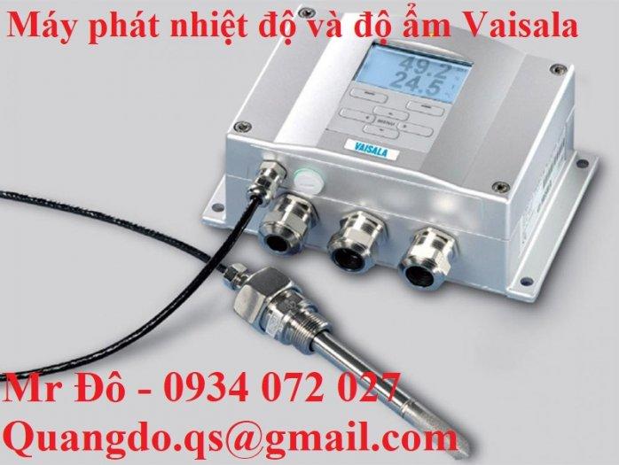 Nhà phân phối bộ truyền khí Vaisala chính hãng tại Việt Nam3