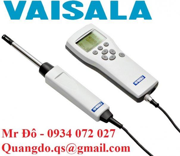 Nhà phân phối bộ truyền khí Vaisala chính hãng tại Việt Nam1
