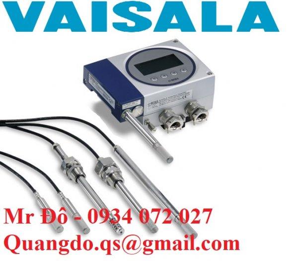 Nhà phân phối bộ truyền khí Vaisala chính hãng tại Việt Nam0