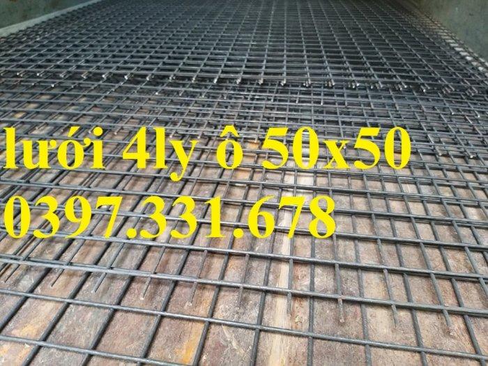 Lưới thép hàn 4 ly ô 50x50 giá sỉ3