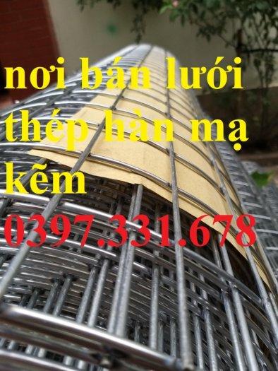 Lưới thép hàn 3ly ô 50x50 hàng đen, hàng mạ giá sỉ2