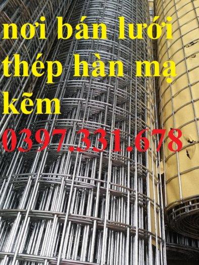 Lưới thép hàn 3ly ô 50x50 hàng đen, hàng mạ giá sỉ1