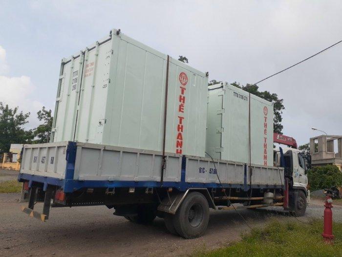 Thùng container lạnh mini 16m31