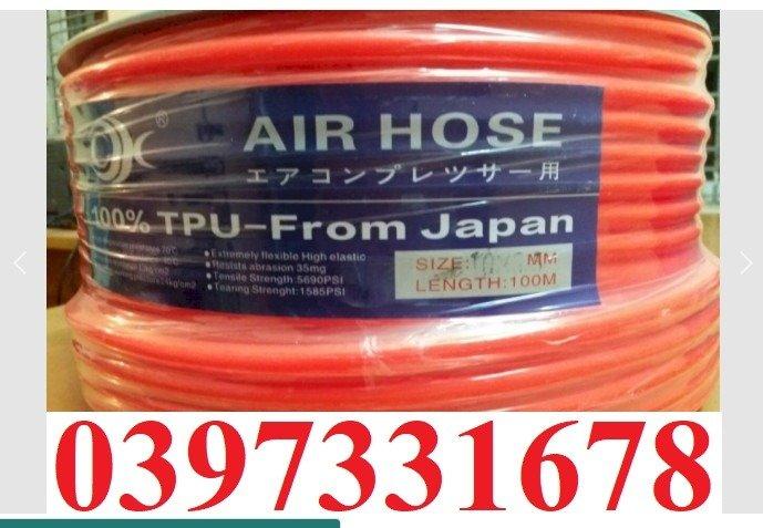 Ống dây hơi hàn quốc, ống dây hơi TPU Japan, ống dây hơi masuka, Ponahose, Toyork... phân phối toàn quốc6