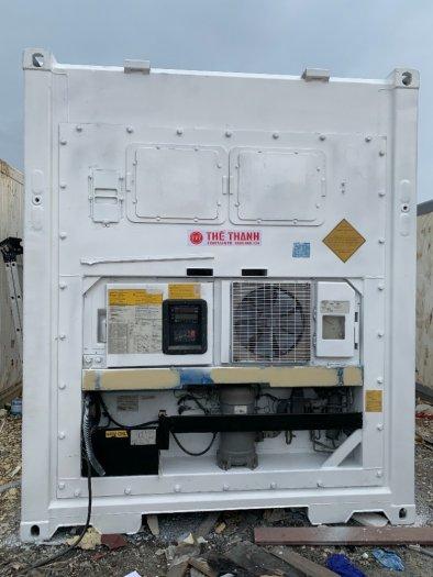 Container lạnh 10feet tại TP HCM (kho lạnh mini)0