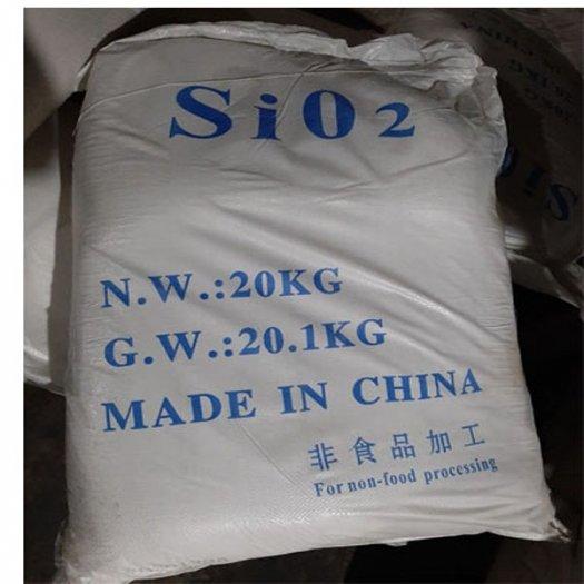 Bột độn cao su Silic Dioxit1
