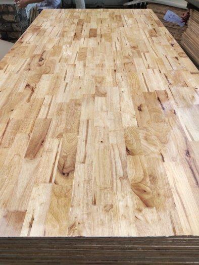 Ván ghép thanh 12mm gỗ cao su đẹp cho nội thất4